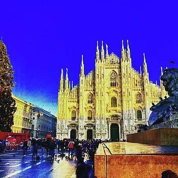 Il Duomo é Sempre Il Duomo💕#milan by Marco Capo