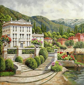 Il Palazzo Sul Lago by Guido Borelli