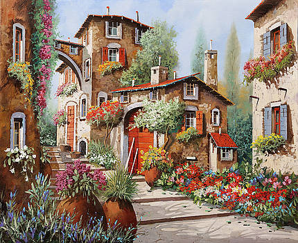 Il Villaggio by Guido Borelli