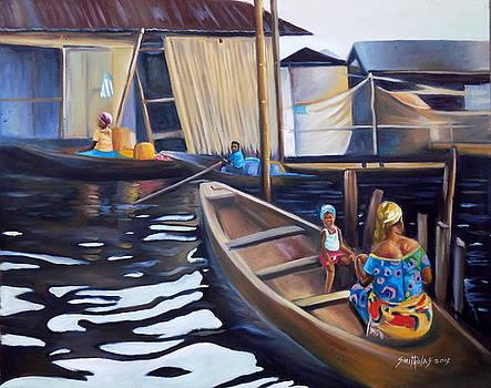 Ilaje Makoko Obalende by Olaoluwa Smith