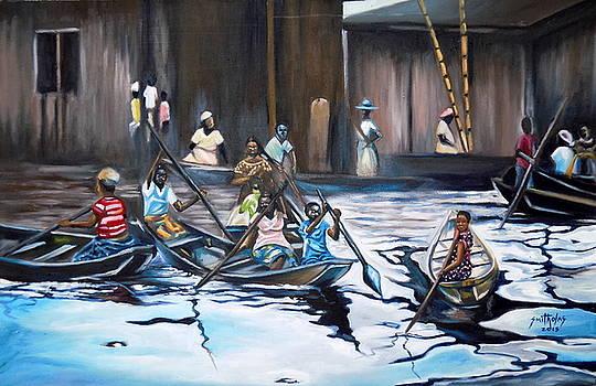 Ilaje Obalende Makoko by Olaoluwa Smith