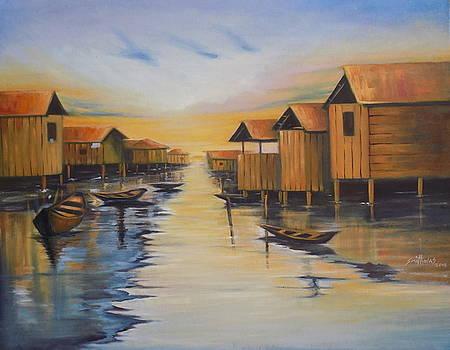 Ilaje Waterfront by Olaoluwa Smith