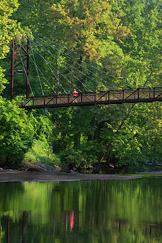 Dana Sohr - Ilchester-Patterson Swinging Bridge