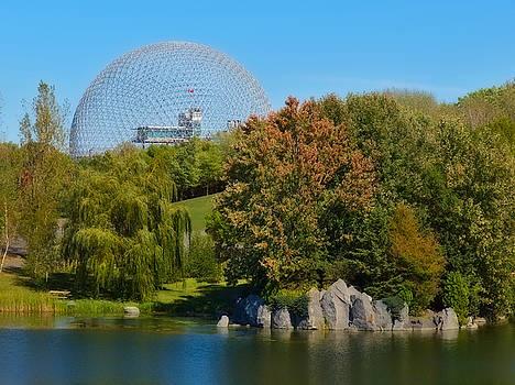 Ile Ste-Helene and Biosphere by Yves Pelletier