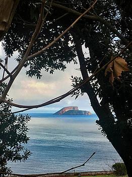 Ilheus del Cabras, Terceira, Azores by Kelly Hazel