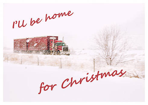 I'll Be Home For Christmas 2 by Theresa Tahara