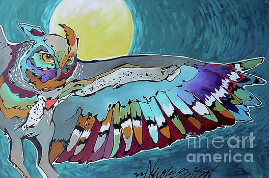 I'll Fly Away by Nicole Gaitan