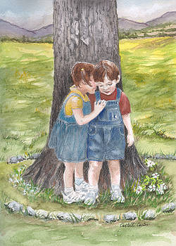 I'll tell you a secret by JoAnne Castelli-Castor
