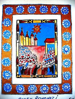 Illuminated Manuscript1 by Elena Buftea