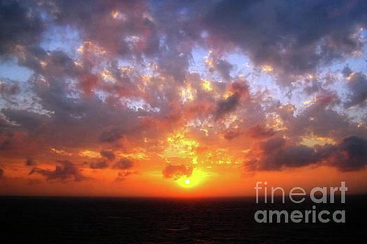 Illuminated Sky by Anna Sheradon