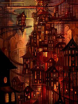 Illuminations by Philip Straub