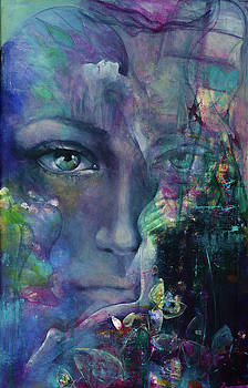 Illusion  by Dorina Costras