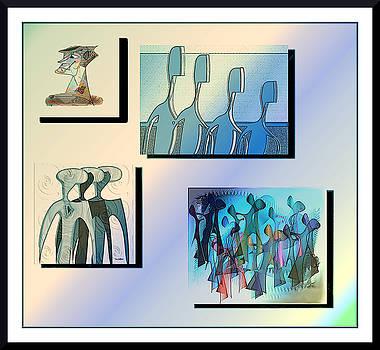 Illustrations by Iris Gelbart