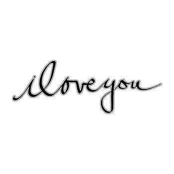 Iloveyou by Bill Owen
