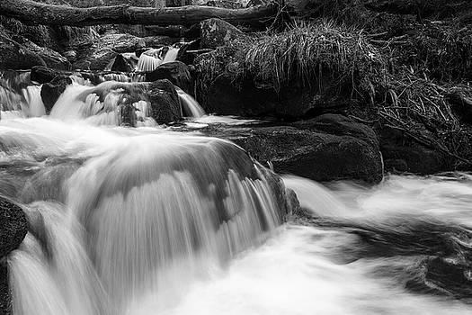 Ilse, Harz monochrome  by Andreas Levi