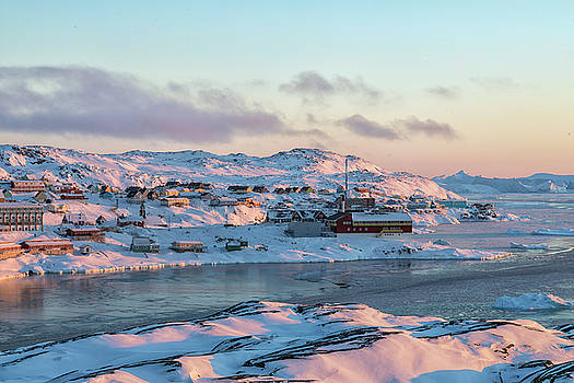 Ilulissat in Greenland by Joana Kruse