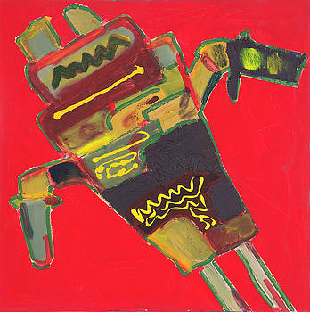 I'm a Robot by Benjamin Esfandi