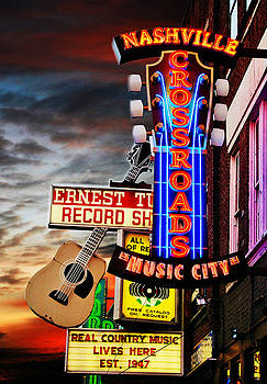 I'm Going to Nashville by Daniel B McNeill