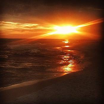 I'm Missing Summer. #sunset #beach by S Foglietta