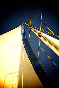 I'm sailing - Rod Stewart inspiration by Franz Fotografer