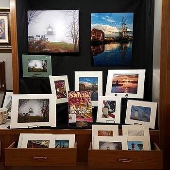 I'm The Featured Artist At The #saa by Jeff Foliage