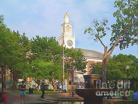 Felipe Adan Lerma - Image Included in Queen the Novel - City Hall Park Enhanced