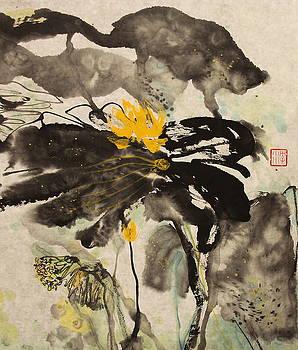 Image Of Lotus2 by Xiaochuan Li