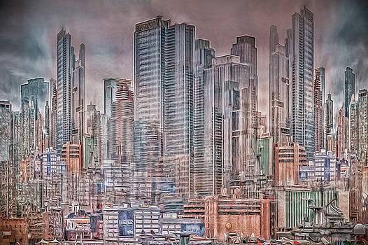 Elvira Pinkhas - Imaginary City