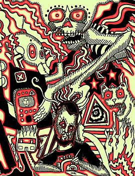 Imaginary Friends by John  Stidham