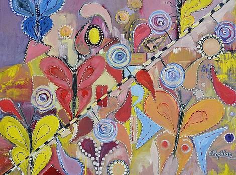 Imagination Land by Evelina Popilian