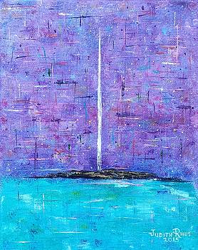 Imagine Peace Tower by Judith Rhue