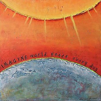 Imagine World Peace by Heather Haymart