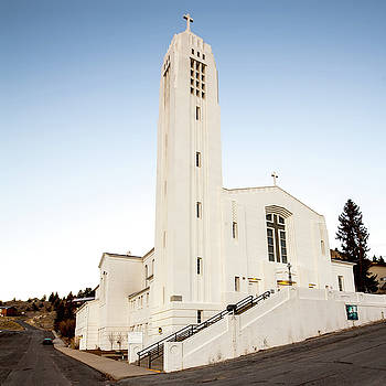 Immaculate Conception Catholic Church by Fran Riley