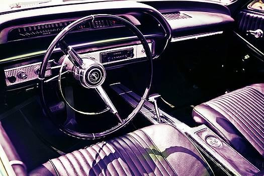 Impala Convertible by Digital Art Cafe