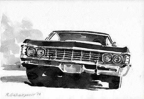 Impala by Rimzil Galimzyanov