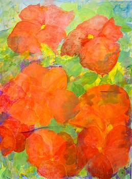 Impatiens 2007 by Jerry Hanks