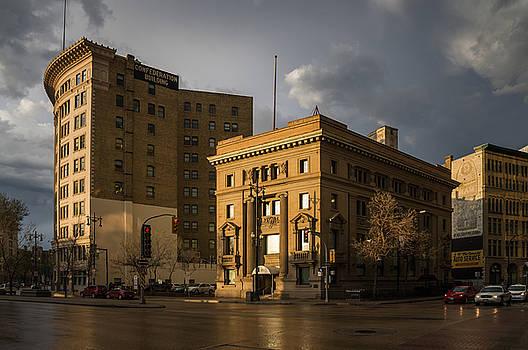 Bryan Scott - Imperial Bank of Canada/Confederation Building
