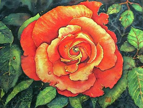 Imperial Rose by Norma Boeckler