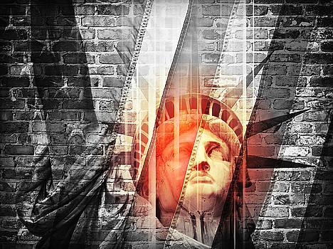 Imperiled Liberty II by Aurelio Zucco