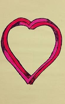 Impossible Heart  by Jesus Nicolas Castanon