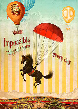 Impossible Things by Silas Toball