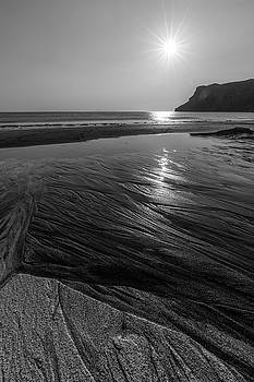 Impression from Talisker beach by Davorin Mance