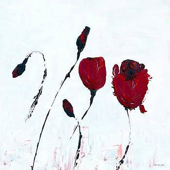 Impressionist Floral D8516 by Mas Art Studio