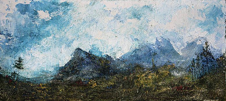 Mariusz Zawadzki - impressionistic landscape