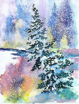 Impressions of Christmas by Jerry Kelley