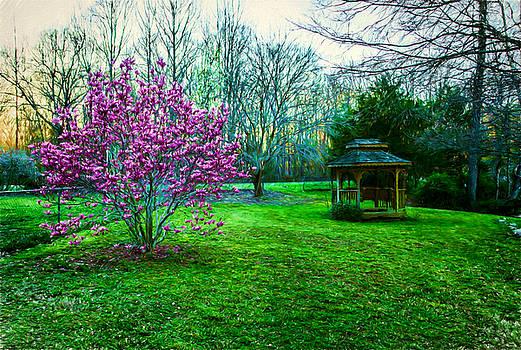 Barry Jones - Impressions of Spring - Landscape
