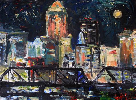 Jon Baldwin  Art - Improv Des Moines