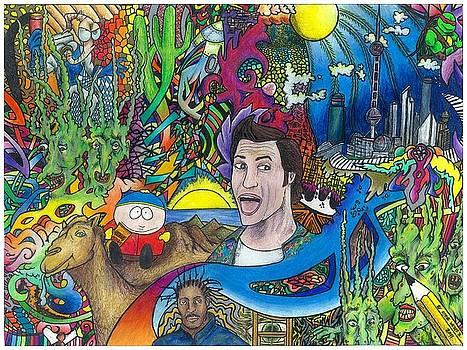 Improvised Imagination by Steve Weber