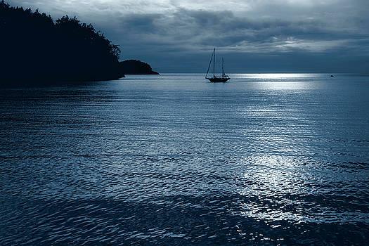 In a Blue Mood by Bob Stevens