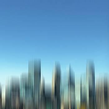In a blur by Angela King-Jones